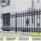 设计私人定制别墅庭院铝合金护栏 花园阳台铝艺护栏 铝合金围栏