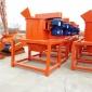 尚源机械 污泥板块粉碎机 立式粉碎设备 现货供应