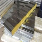 普洱岩棉彩钢板保温夹芯板 可加工定制 云南ASA岩棉夹芯防火板生产