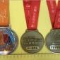 乌鲁木齐运动会纪念奖牌制作拉萨比赛金属奖牌定制厂家